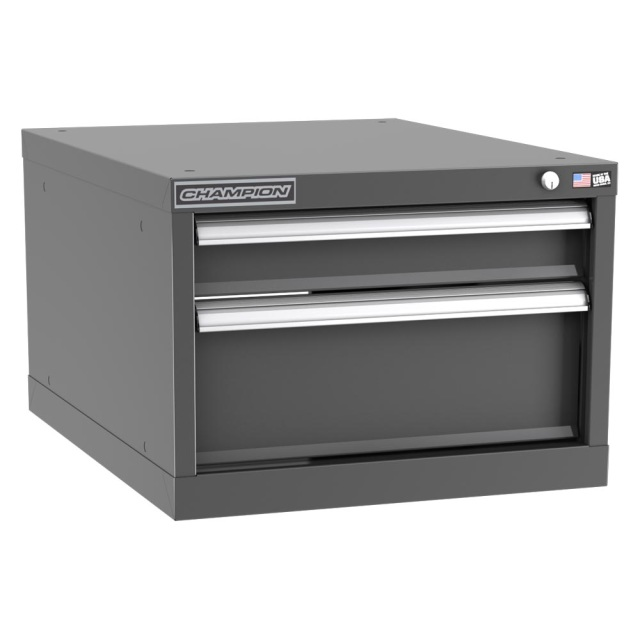 Nw600 0202ilc 2 Drawer Cabinet In Narrow Width In Standard